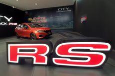 Impresi Jiwa Sporty Terekam di Desain Honda City Hatchback RS