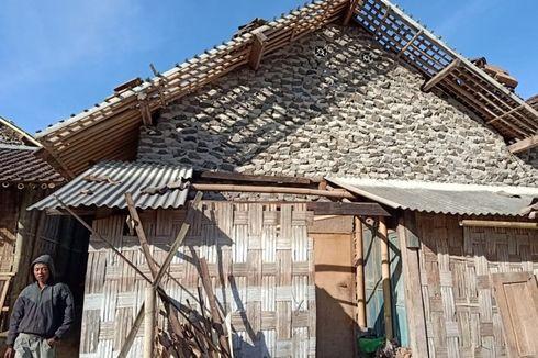 Angin Puting Beliung Terjang 3 Desa di Boyolali, Anak-anak Takut Pergi Sekolah
