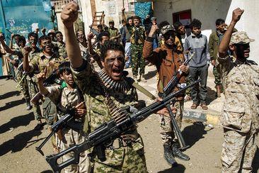 Pemerintahan Biden Setop Dukungan ke Arab Saudi yang Perangi Houthi di Yaman