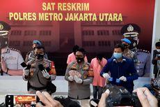 Polisi Sebut Artis ST dan MA Ditangkap Saat Sedang