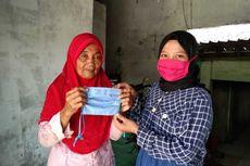 Hasil Belajar di Rumah, Murid SMK Demak Sumbang Masker Buatan Sendiri