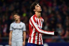 Joao Felix Berambisi Raih Trofi Liga Champions bersama Atletico Madrid