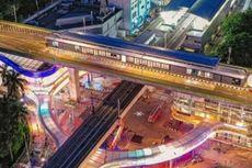 Mengintip Skybridge Penghubung Halte CSW-Stasiun MRT ASEAN, Dilengkapi Lift hingga Area Komersial