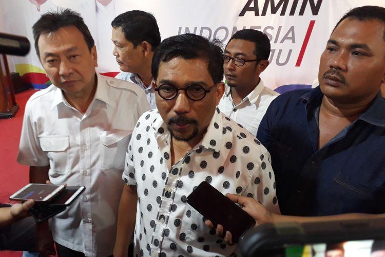 Ketua Tim Kampanye Daerah Jokowi-Maruf Amin Jatim, Machfud Arifin