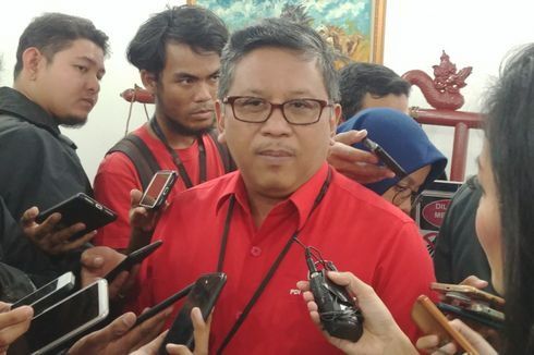 Sekjen PDI-P Singgung Menteri yang Bukan dari Parpol Pendukung Jokowi