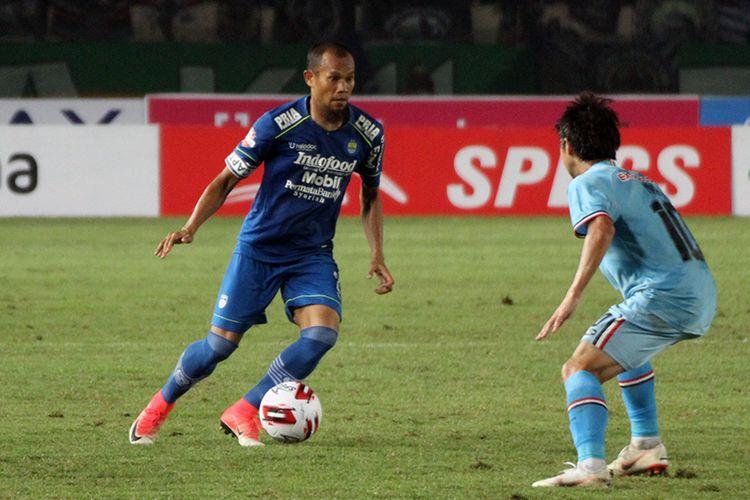 Kapten Persib Bandung, Supardi Nasir.