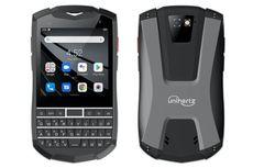 Inilah Titan Pocket, Ponsel Android Mirip BlackBerry