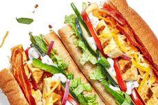 5 Menu Sandwich Subway Citos Paling Favorit