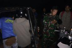 Escudo Masuk Parit, 5 Wisatawan Terjebak di Nangorak Camp dan 1 Alami Hipotermia