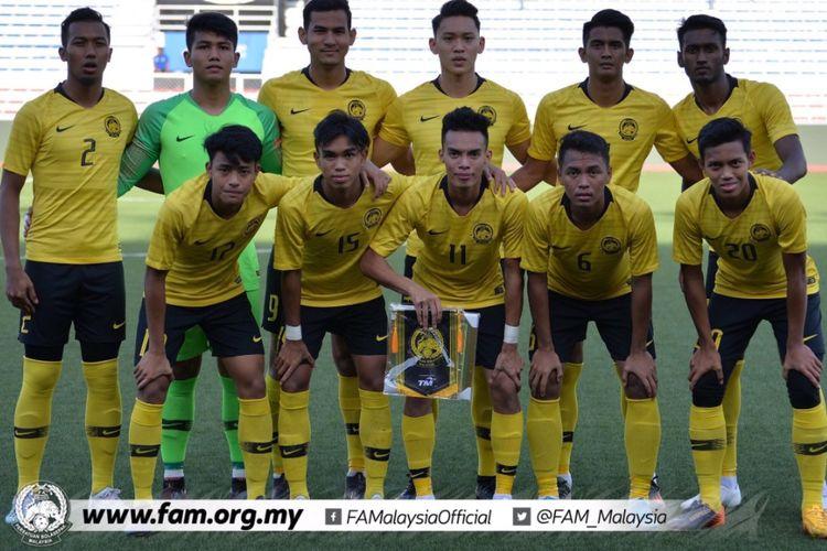 Timnas U-23 Malaysia untuk SEA Games 2019