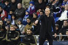 Getafe Vs Real Madrid, Zidane: Kami Berjuang dan Menang sebagai Tim