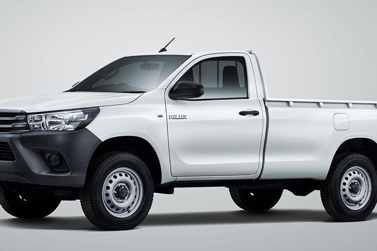 Toyota Astra Motor memperkenalkan Hi Lux terbaru