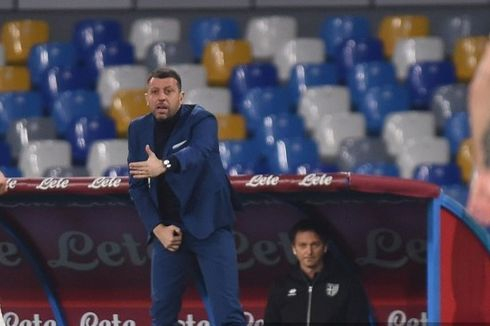 Klasemen Liga Italia - Beda Nasib, Sahabat Conte Degradasi ke Serie B