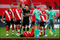 Southampton Vs Everton, Noda Pertama The Toffees di Liga Inggris
