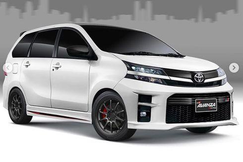 Ambisi Toyota Avanza Jadi Pasukan Gazoo Racing