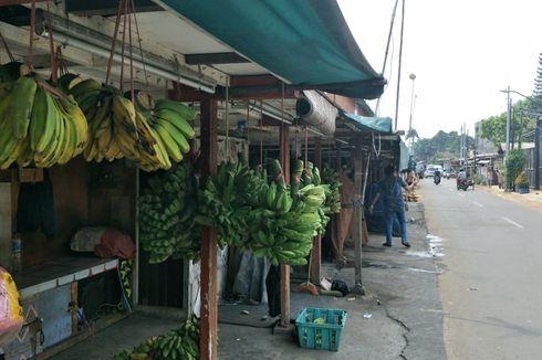 Tolak Direlokasi Ke Pasar Klender, Pedagang Khawatir Pisangan Jadi Wilayah Tanpa Pisang