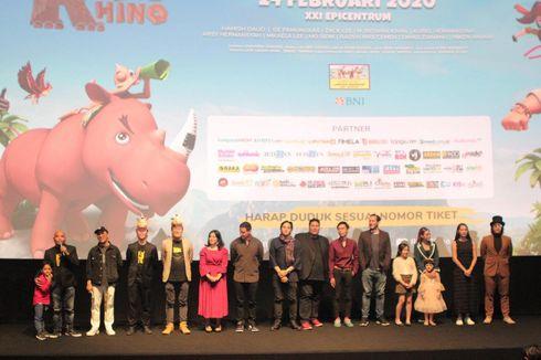 Dukungan untuk Film Riki Rhino agar Berprestasi seperti Parasite