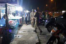 Meski Dilarang, PKL di Kota Dumai Tetap Berjualan Sampai Tengah Malam