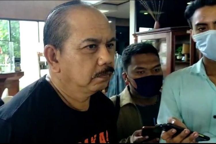 kepala Inspektorat Pemprov Jawa Timur Helmi Perdana Putra saat berada di KPwBI Jember Minggu (15/11/2020)