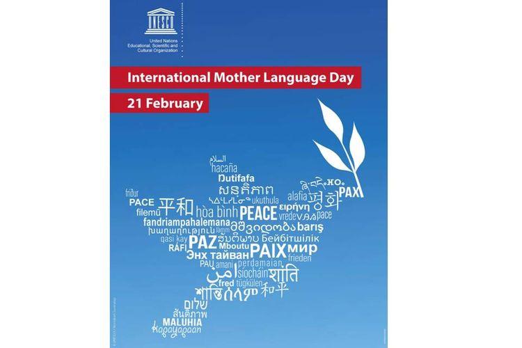 Poster Hari Bahasa Ibu Internasional 2021