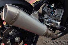 Cek Ini Segera Bila Knalpot Motor Keluarkan Asap Putih atau Hitam