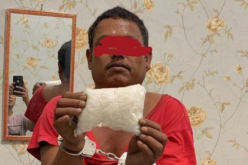 Kisah Jumat, Pemilik 350 Gram Sabu yang Ditangkap Hari Jumat