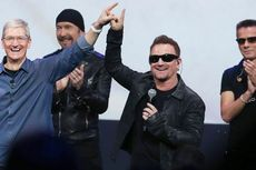 Bono Khawatir Tak Bisa Lagi Mainkan Gitar