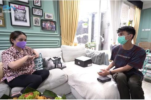 Nagita Slavina Tak Mau Dipeluk-peluk Dimas Ramadhan
