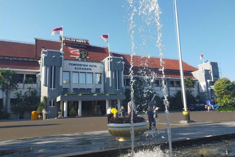 Gedung Balai Kota Pemerintah Kota Surabaya