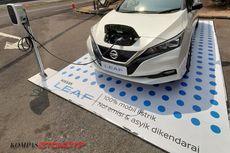 Daftar Mobil Listrik yang Ada di Indonesia