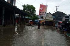 Diguyur Hujan Deras, Kota Pangkalpinang Kembali Terendam Banjir