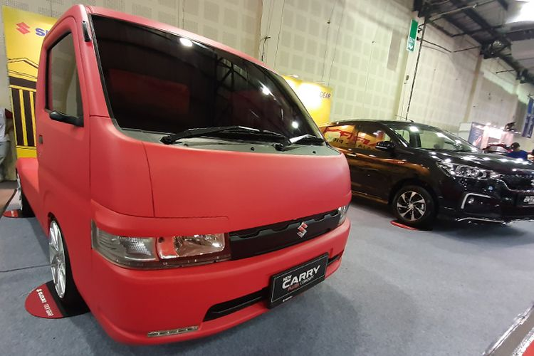 Suzuki Carry Fluz Concept di IMX 2019