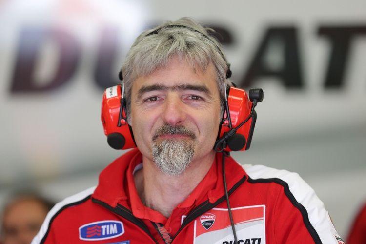 General Manager Ducati Corse Luigi Dalligna.