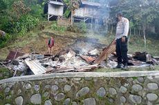 Dianggap Dukun Santet, Seorang Lansia Tewas Dibacok, Rumahnya Dibakar