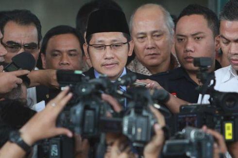 Anas Tak Penuhi Panggilan Pemeriksaan KPK Hari Ini