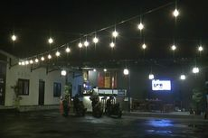 Penuh Lampu Hias, Kantor Polisi Ini Sering Dikira Kafe