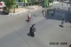 Jika Terlibat Kecelakaan, Tidak Perlu Bertengkar