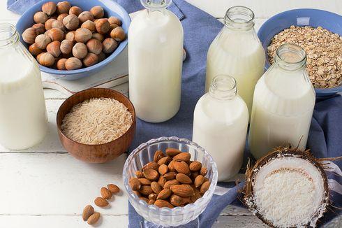 4 Susu Nabati Terbaik Pengganti Susu Sapi
