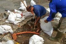 1.968 Titik Tali Air di Jakarta Utara Rusak, Kini sedang Diperbaiki