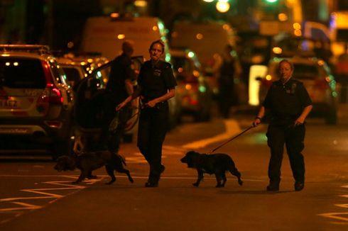 Lagi, Mobil Tabrak Pejalan Kaki di London, Sejumlah Orang Terluka