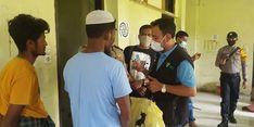 Dompet Dhuafa Ikut Terjun Langsung Selamatkan Pengungsi Rohingya di Aceh Utara