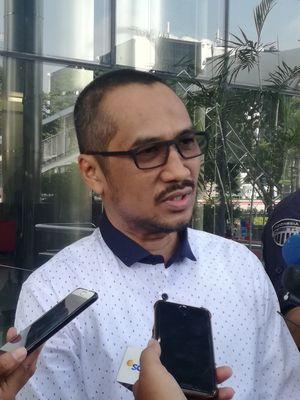 Koalisi Masyarakat Sipil Antikorupsi mendatangi Komisi Pemberantasan Korupsi (KPK), Jumat (3/5/2019). Salah satu yang ikut datang adalah mantan Ketua KPK Abraham Samad.