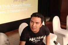 Aldi Taher Akan Bawa Martabak Bangka ke Festival Film Internasional