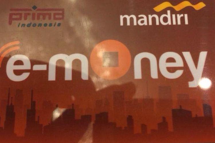 Kartu Mandiri e-money