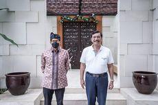 Kompaknya Luhut dan Sandiaga Sambut Investasi UEA Rp 7 Triliun di Aceh