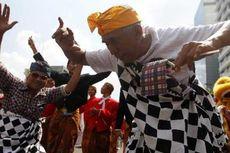 300 Penari Pentaskan Tari Teruna Jaya di Buleleng Festival