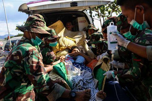 Update Korban Gempa Lombok: 131 Meninggal, 1.447 Luka Berat