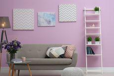 Dua Warna Cat Dinding Ini Bikin Anda Bahagia di Rumah, Apa Saja?