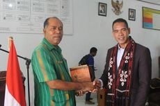 Wakil Menteri Pendidikan Timor Leste Studi Banding ke SMK 6 Kupang