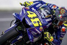 Gagal Menang pada MotoGP 2018, Rossi Minta Maaf